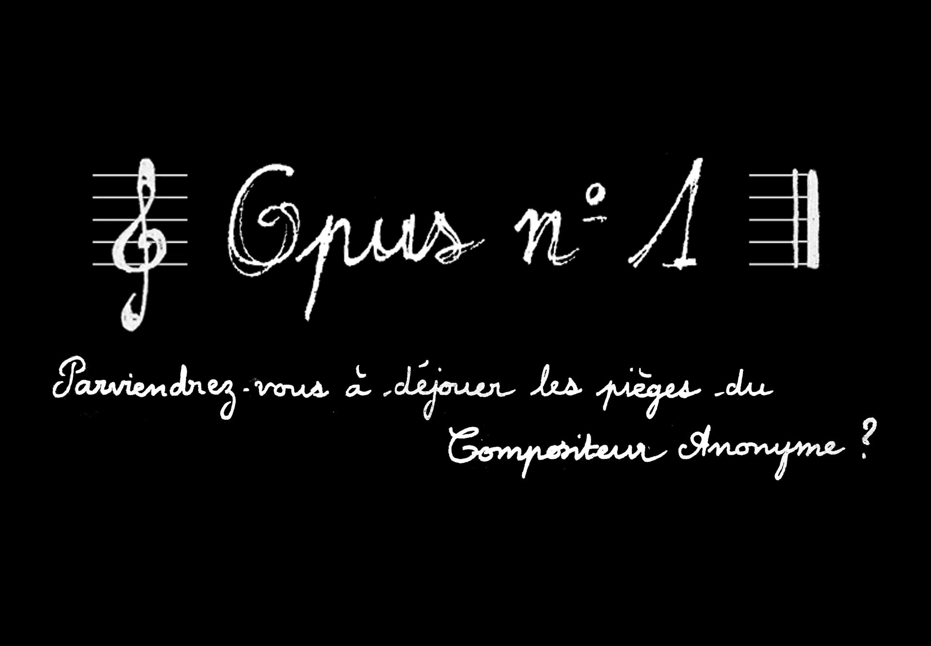 Opus 1